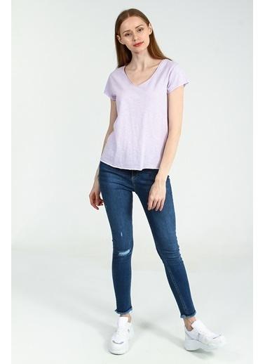 Collezione Tişört Lila